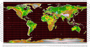 utm zone map more details about utm grid zones