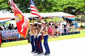 Saipan Flag Dvids Parade U0026 Wreath Laying As Cnmi Remembers 70th Anniversary