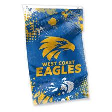 Flag Cape West Coast Eagles Cape Flag West Coast Eagles Team Store