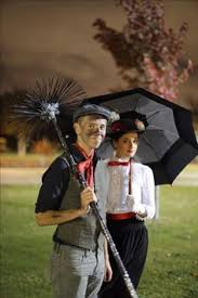 Halloween Costumes Mary Poppins Mary Poppins Bert Couple Costume Costume Works Halloween