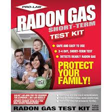 pro lab radon gas test kit ra100 the home depot