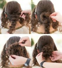Frisuren Zum Selber Machen Z Fe by Best 25 Silvester Frisuren Ideas On Silvester Up