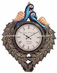 peacock wall clock peacock wall clock suppliers and manufacturers
