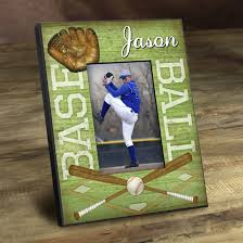 themed frames baseball photo frame custom picture frames personalized gifts