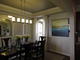 campbell homes carnegie ranch style dining room meridian ranch
