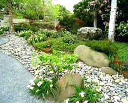 Rocks For Garden Edging Rock Garden Edging Ideas River Rock Garden Edging Ideas 200years