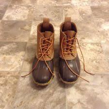 ll bean s boots size 12 l l bean waterproof winter boots for ebay