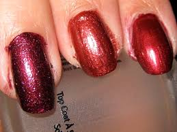 nail polish comparisons metallic reds u2013 yukieloves com