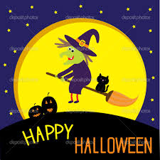 Halloween Witch Poems Happy Halloween Cartoon U2013 Festival Collections
