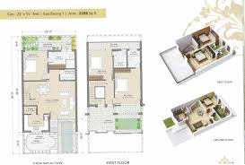 house plans for builders 25 more 2 bedroom 3d floor plans lively house for small homes x 50