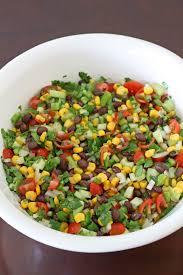 tomato basil white bean salad recipe runner