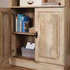 Storage Bookcase With Doors Better Homes And Gardens Crossmill Bookcase With Doors