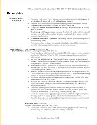 Customer Service Sales Cv Examples Life Insurance Agent Job Description For Resume Resume For Your