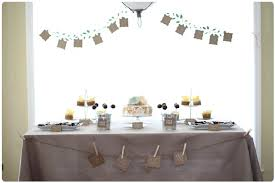 rustic baby shower rustic garden themed baby shower pizzazzerie