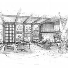 asai american society of architectural illustrators