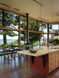 architect nils finne designs a house of views on hood canal the