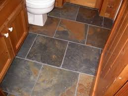 fabulous slate tiles for bathroom floor with additional home