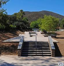 Chris Coles Backyard Skatepark California Skateparks - Backyard skatepark designs