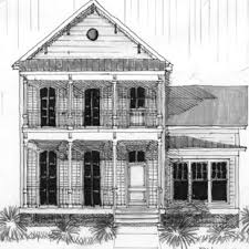 New Orleans Style Bathroom House Plans