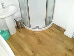 Bathroom Laminate Flooring Laminate Flooring For Bathrooms Waterproof World Inside
