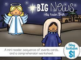 a day in first grade big news reader comprehension worksheet