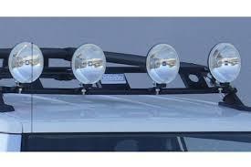 Light Rack Smittybilt 69001 Smittybilt Defender Roof Rack Light Bar Free
