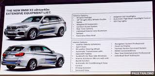 bmw car price in malaysia f15 bmw x5 xdrive40e m sport in hybrid suv launched in
