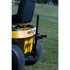 spin tech 40 lb capacity riding lawnmower kit 142860 atv