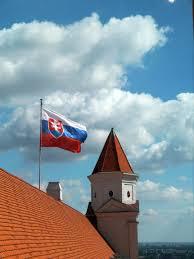 Slovak Flag Slovakia Neverlanding
