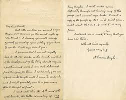 Cover Letter Template Open Office File Letter From Arthur Conan Doyle To Herbert Greenhough Smith
