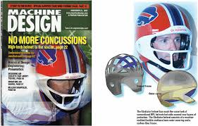 new design helmet for cricket bulwark football helmets aim to improve concussion safety without