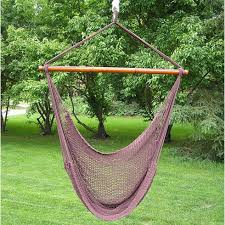 deluxe extra large soft hammock swing chair free shipping today