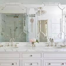 bathroom wall mirror ideas master bathroom full wall mirror design ideas