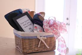 easy kitchen essentials gift basket idea