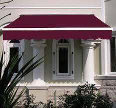 Retractable Awnings Ebay Manual Awning Canopy Garden Patio Shade Shelter Aluminium
