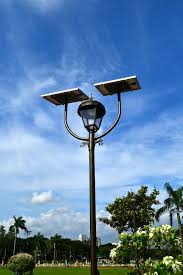 Battery Light Comes On And Off Solar Lamp Wikipedia