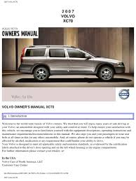 volvo 770 for sale by owner volvo xc70 2007 user manual airbag seat belt