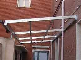 tettoia in ferro garofalo infissi semilavorati ferro tettoie tettoia in ferro