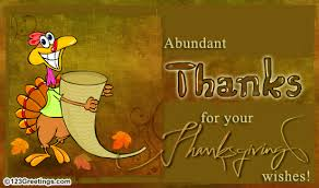 abundant thanks free thank you ecards greeting cards 123