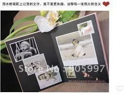 diy wedding albums diy paste album yearbook family friends fashion