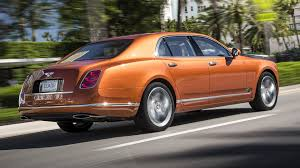 bentley orange bentley mulsanne speed 2014 wallpapers and hd images car pixel