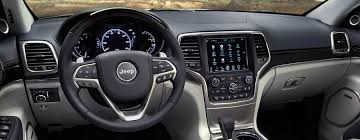 Jeep Grand Cherokee Overland Interior 2017 Jeep Grand Cherokee In Frisco Tx