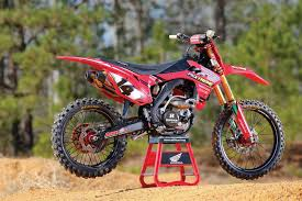 bike motocross motocross action magazine mxa tests a 53 000 honda crf250 project