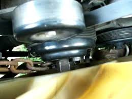 2004 f150 fan clutch removing fan clutch bolt mov youtube