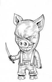 pretty good blog evil pig