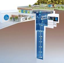 40 meters to feet that s a hell of a deep end new deepest swimming pool is 40 meters
