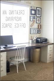 Stylish Home Office Desks Best 25 Large Desk Ideas On Pinterest Desks Office Regarding
