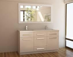 54 inch bathroom vanity single sink photo cabinets54 cabinets