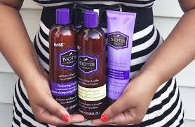 review hask biotin boost thickening collection paint the town chic