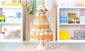 baby shower ideas how to make a diaper cake parents